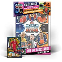 UCL Match Attax Starter Pack T.20/21