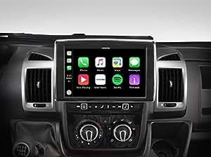 """Alpine X902D-DU Fijo 9"""" LCD Pantalla táctil Negro navegador - Navegador GPS ("""