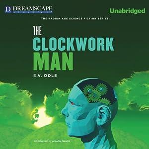 The Clockwork Man Audiobook