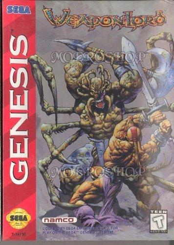 Amazon.com: Weaponlord - Sega Genesis: Video Games