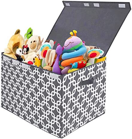 Homyfort Decorative Collapsible Container Organization product image