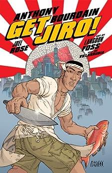 Get Jiro! (English Edition) por [BOURDAIN, ANTHONY, JOEL ROSE]