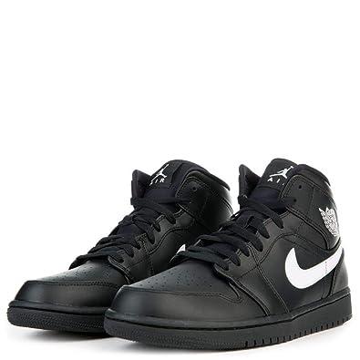 9cba06b236514 Amazon.com   Jordan Nike Men's Air Mid Basketball Shoe Black 13 ...