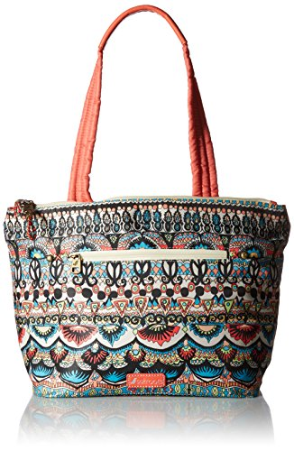 sakroots-kota-medium-city-tote-natural-one-world
