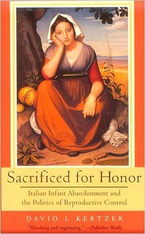 Bildresultat för sacrifice for honor kertzer
