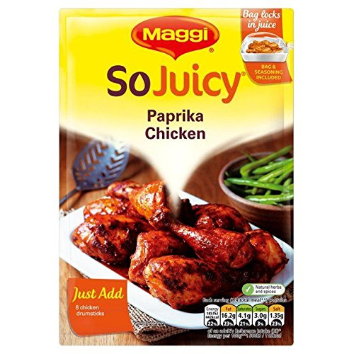 Maggi So Juicy Chicken Paprika - 30g