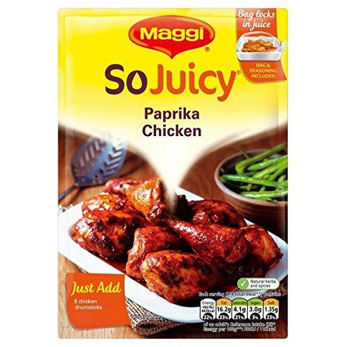Maggi So Juicy Chicken Paprika - 30g