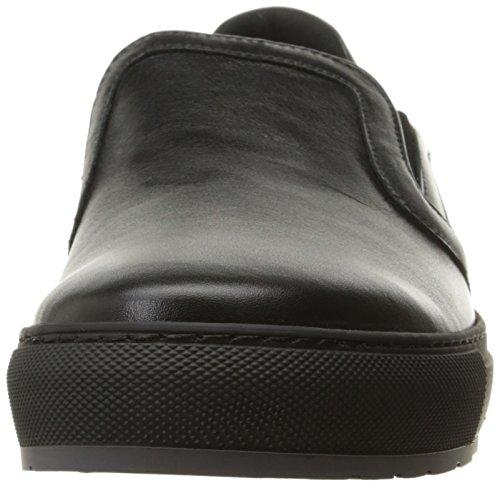 A.testoni Heren M70358osm Fashion Sneaker Zwart