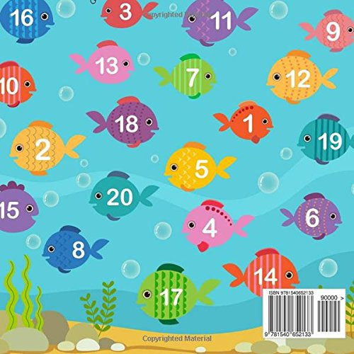 Pre-K Math Games Workbook (Numbers and Counting Activities for ...