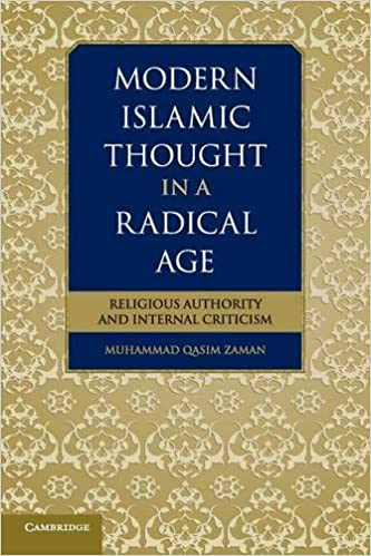 Modern Islamic Thought in a Radical Age: Religious Authority