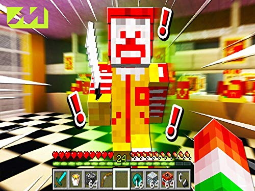 Clip: I Found Ronald in Minecraft