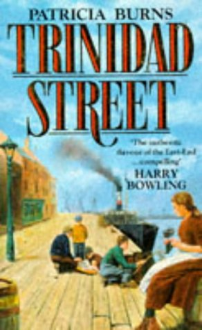book cover of Trinidad Street