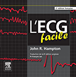 L'ECG facile - CAMPUS (French Edition)