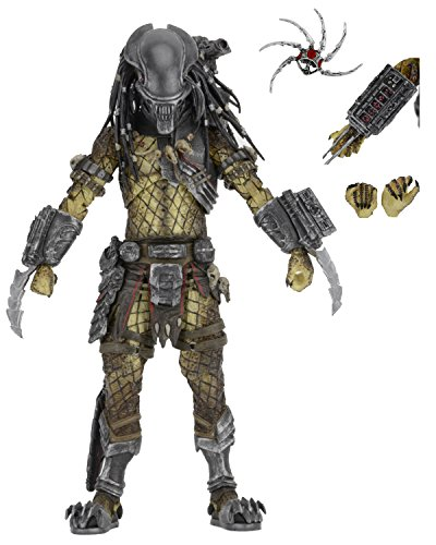 NECA Predator Serpent Hunter Action