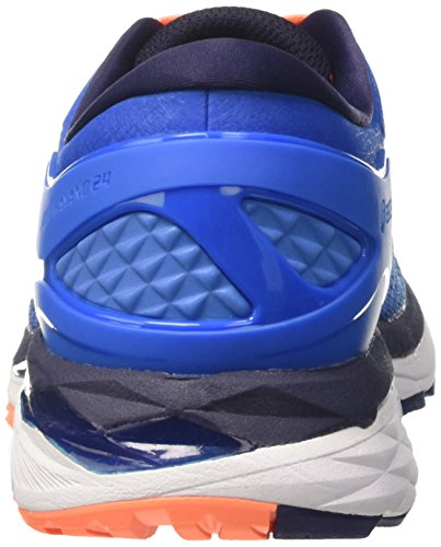 Hot Gel directoire Uomo Asics kayano Peacoat 24 Blu Running Orange Scarpe Blue X0wqpxqdv
