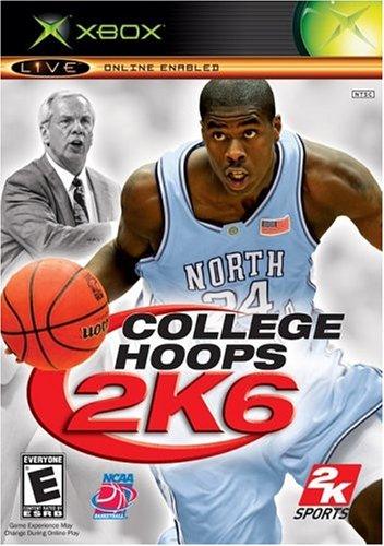 College Hoops 2K6 - Xbox