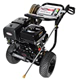 Simpson Cleaning OHV, AAA Triplex Pump 60843 PowerShot 4400 PSI 4.0 GPM Gas Pressure Washer, Simpson