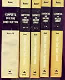 Carpenters and Builders Library 5 Books [Millwork * Power Tools * Painting , Layouts * Foundations * Framing , Builders Math * Plans * Specifications , Tools * Steel Square * Joinery, Complete Building