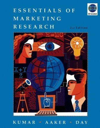 Essentials of Marketing Research - Text Only ebook