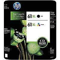 61XL Black/Color Combo Ink Cartridges, 2 pk