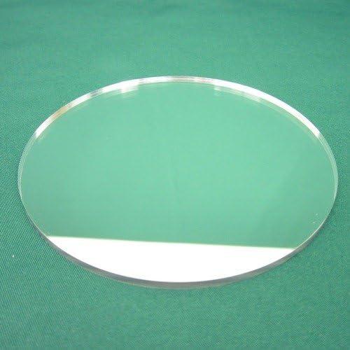 サワダ アクリル円盤 ミラー 径80×3mm
