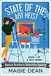 State Of The Art Heist by Maisie Dean ebook deal