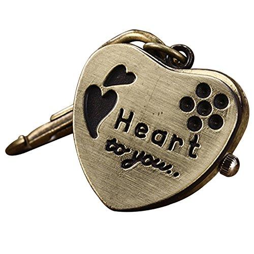 Quartz Keychain Watch - 4