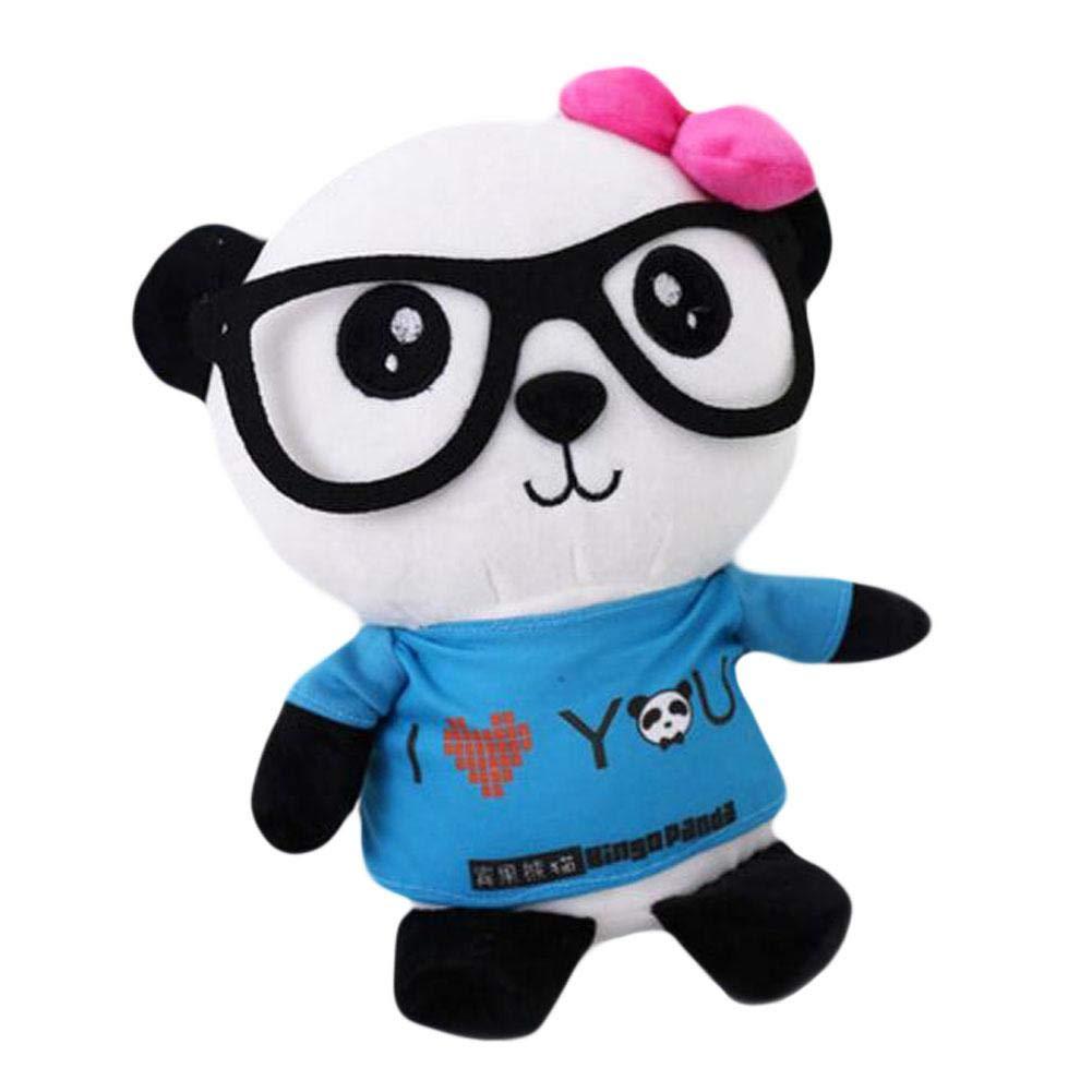 i Love Ucreative Panda Dolls-Plush Toy-Pillow-Stuffed Animals-Birthday Gift-