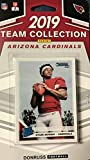 cardinals football cards - Arizona Cardinals 2019 Donruss Factory Sealed 11 Card Team Set with Kyler Murray and Andy Isabella Rated Rookie Cards Plus 9 Other Players
