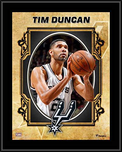 (Tim Duncan San Antonio Spurs 10.5