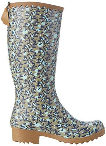 Aigle Betsy, Botas de Lluvia para Mujer Multicolor (Victorine)