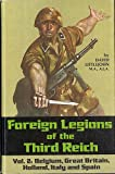 Foreign Legions of the Third Reich, David Littlejohn, 091213822X