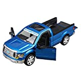 Car Toys 1:32 Ford Truck F-150 Model Cars (Blue)