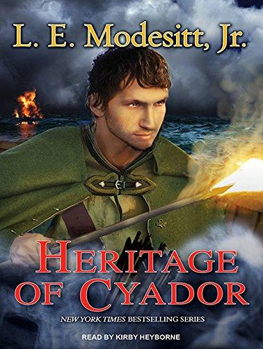 Read Online Heritage of Cyador (Saga of Recluce) ebook