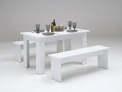 Mesa comedor de diseño (Grupo con banco mesa cocina Mesa Banco ...