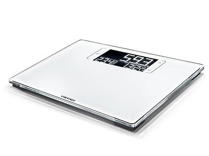 Soehnle Style Sense Multi 200 - Bascula de bano, color blanco