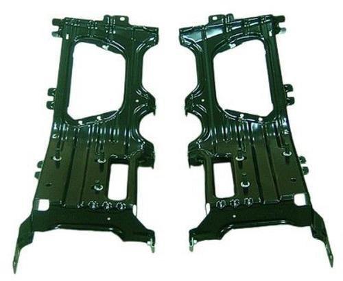 OE Replacement Bumper Mounting Bracket RAM PICKUP-RAM-1500 2009-2010 (Partslink CH1061102)