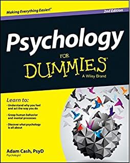 research methods in psychology for dummies amazon co uk donncha  psychology for dummies 2nd edition