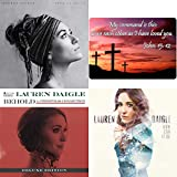 Music : Lauren Daigle: Complete Studio Albums 3 CD Christian Collection with Bonus Art Card (How Can It Be / Behold / Look Up Child)