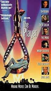 The Player [VHS]