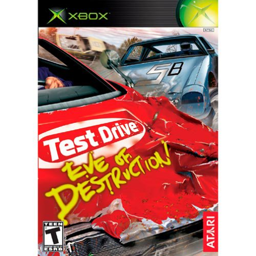 Test Drive Eve of Destruction