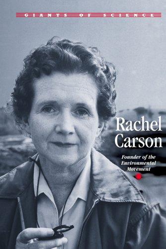 Rachel Carson (Giants of Science) pdf