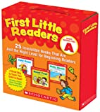 img - for First Little Readers Parent Pack: Guided Reading Level A: 25 Irresistible Books That Are Just the Right Level for Beginning Readers book / textbook / text book