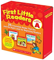 First Little Readers Parent Pack: Guided...