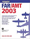 Far/amt 2003, Federal Aviation Administration, 1560274808
