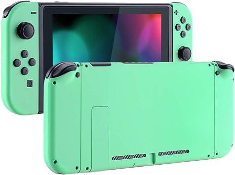 eXtremeRate Carcasa para Nintendo Switch,Funda Completa para Mando Controlador Consola Joy-con de Nintendo Switch Shell de Bricolaje reemplazable con Botón Completo (Verde Menta): Amazon.es: Electrónica