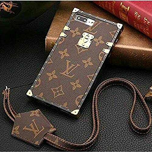 iPhone 7Plus 8Plus -US Fast Deliver Guarantee FBA- New Elegant Luxury PU Leather Wallet Style Flip Cover Case for Apple iPhone 7Plus 8Plus (Back Cover)
