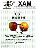 CST English 7-12, XAM Staff, 1581971303