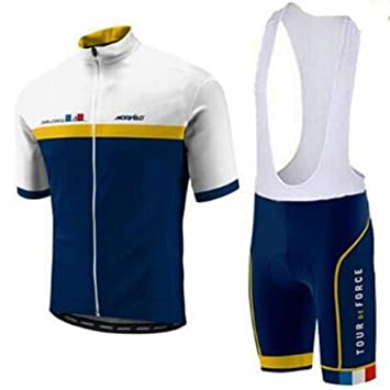 Qianliuk Ropa de Ciclismo,Ropa de Bicicleta de montaña para ...