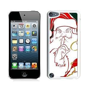 Customized Santa Claus White iPod Touch 5 Case 11